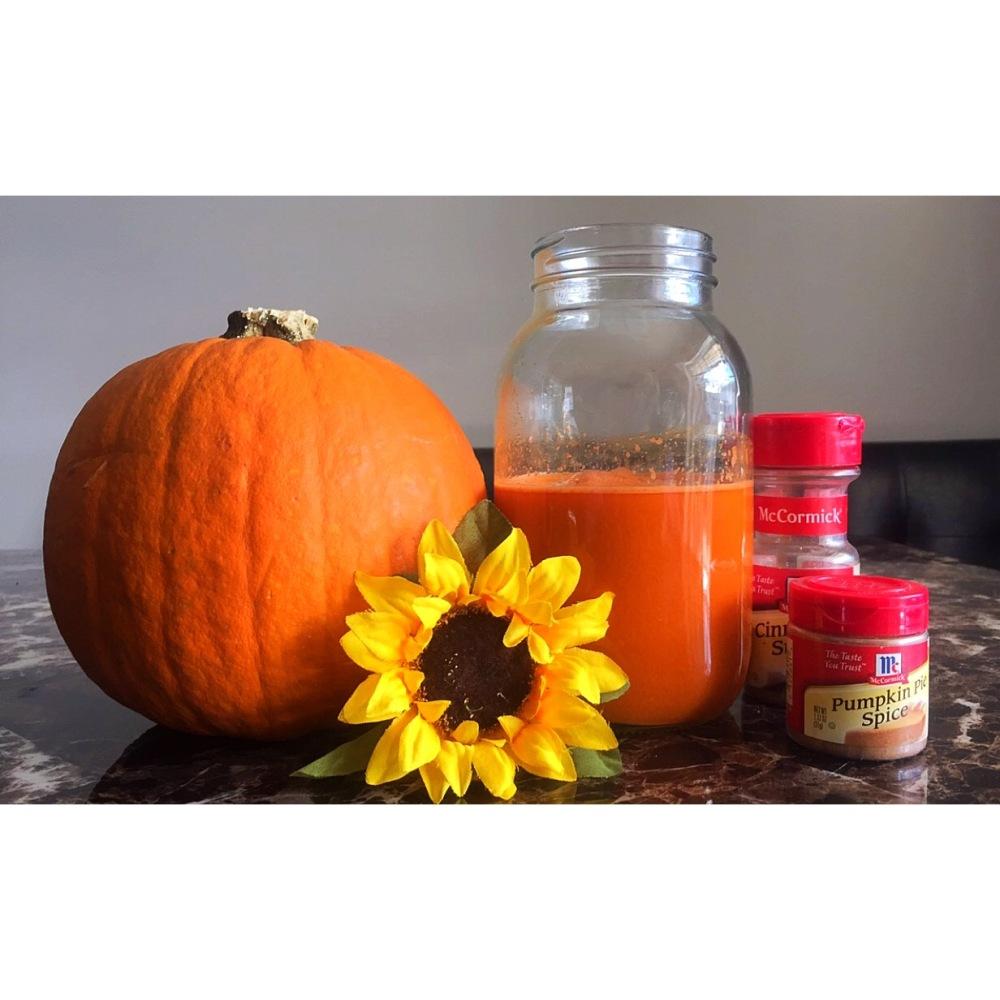 pumpkin straight